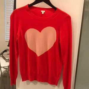 JCrew Heat Sweater
